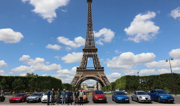 Road trip Caradisiac en Italie: une virée de 27000 kilomètres en Alfa Romeo 4C, Giulia, Guilietta Stelvio, Fiat 500 C, 500 X, Panda, Tipo et Abarth 124