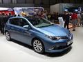 Toyota Auris restylée : pas que l'hybride –  Vidéo en direct du salon de Genève 2015