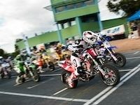 Supermotard 2011 championnat de France: la finale