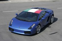 Lamborghini Gallardo Italia Edition