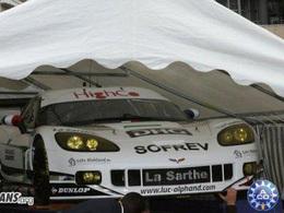 (Le Mans 2010) Stephan Grégoire à nouveau au départ sur une Corvette