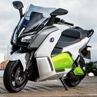 Concept - BMW: Voici le scooter C Evolution