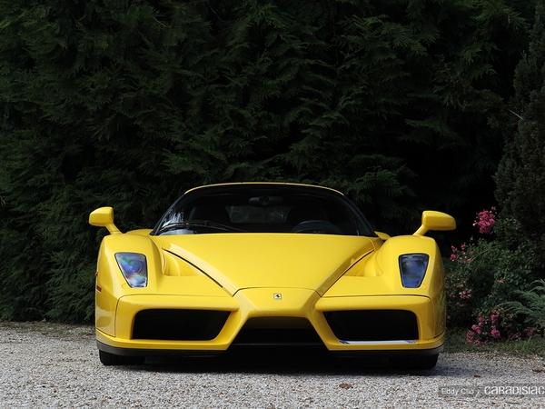 Photos du jour : Ferrari Enzo (KB Rossocorsa Day - Réponse de quizz)