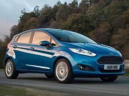 La Ford Fiesta est la citadine la plus vendue en Europe