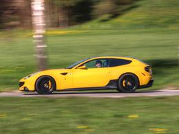 Ferrari FF Novitec Rosso, le beurre et l'argent du beurre