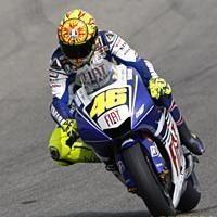 """Moto GP - Rossi: """"Je suis à présent plus serein"""""""