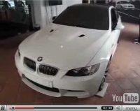 La vidéo du jour : BMW M3 E92 Coupé version simulateur de conduite