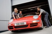 Porsche 911 Type 997 : et de 100 000 !