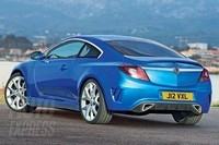 Future Opel Calibra : GTC Concept de série