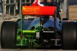 F1 : l'aileron arrière des McLaren déclaré légal