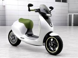 Smart : le scooter électrique en libre partage aux USA dès 2014