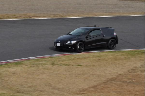[Vidéo] Noblesse envoie le Honda CR-Z sur circuit
