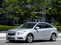 Chevrolet Cruze : près de 500 000 véhicules rappelés en Amérique du Nord