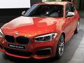 BMW Série 1 restylée : gros ravalement - Vidéo en direct du salon de Genève 2015