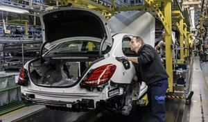 Mercedes : année 2016 exceptionnelle, 5400 € de bonus pour les employés allemands