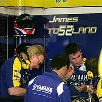 Moto GP: Toseland ne se fait pas que des amis