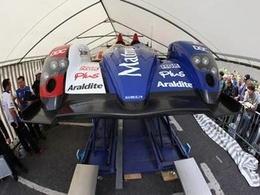"""(Le Mans 2010) Soheil Ayari est passé par la """"case Pesage"""""""