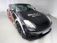 Nissan 350 Z Mac Audio