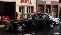 Miniature : 1/43ème - DAIMLER Limousine DS420