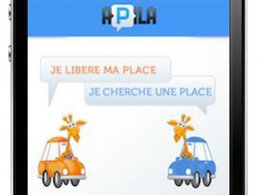 Application Apila : trouver une place de parking devient plus facile
