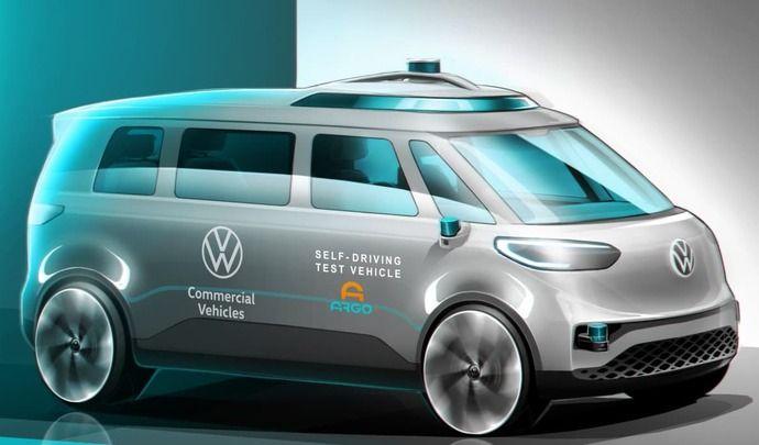 ID Buzz, la première Volkswagen autonome pour 2022