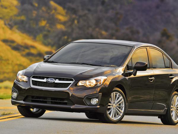 Salon de New York - Nouvelle Subaru Impreza