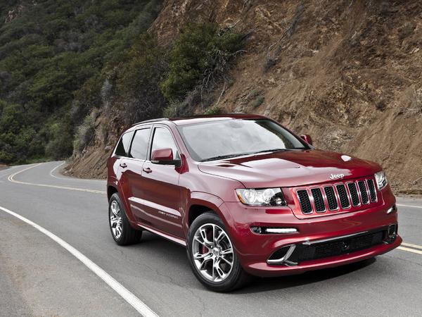 465 ch pour les Chrysler 300 C SRT-8 et Jeep Grand Cherokee SRT-8