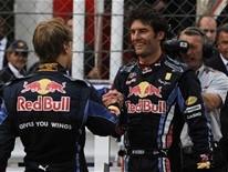 Vettel : « aucun des pilotes n'est favorisé »