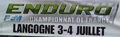 Championnat de France d'enduro : Langogne ce week-end