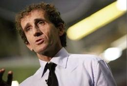 F1 GP de Bahreïn : Alain Prost, commissaire de course représentant des Pilotes