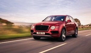 Salon de Genève 2018 - Bentley annonce une surprise
