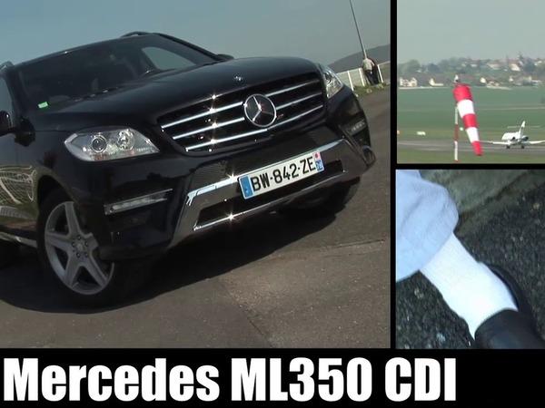 What is it - François vous explique la Mercedes ML350 CDI Bluetec : un 4x4 diesel... propre ?