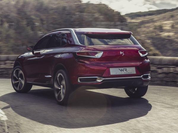 Rapid'news - Futures Citroën DS X7 et Porsche Macan