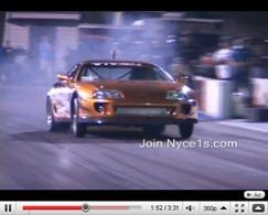 Réveil Auto - Toyota Supra Titan Motorsports : 7,66s au 400m DA et toujours street legal