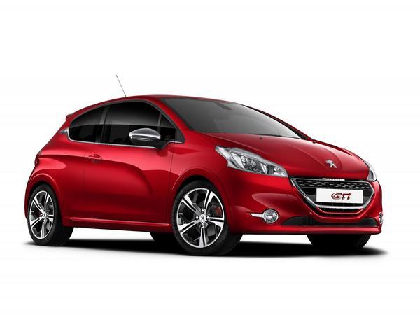 Peugeot prépare une 208 R