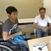 Moto GP - Honda: C'est pas franchement ça pour Aoyama