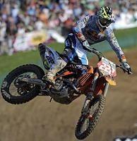 Motocross mondial : MX 1, une saison 2011 passionnante, mais...