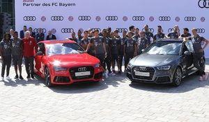 Le patron d'Audi au conseil de surveillance... du FC Bayern Munich