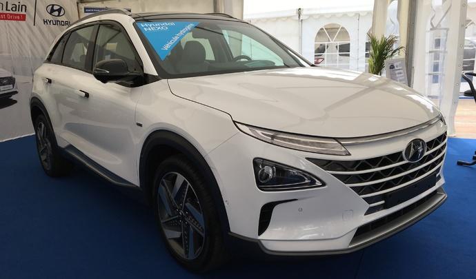Hyundai Nexo: en avance sur son temps - Vidéo en direct du Salon de Val d'Isère 2019