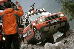 Land Rover annule son G4 Challenge