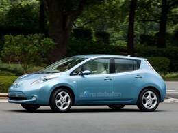 Nissan LEAF : déjà 6 000 réservations au Japon !