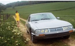 Les 40 ans de sa majesté Citroën SM