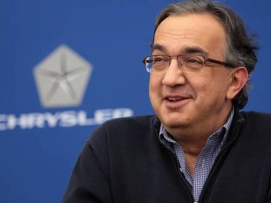 Fiat: Sergio Marchionne se réjouit des arrivées de Apple et de Google