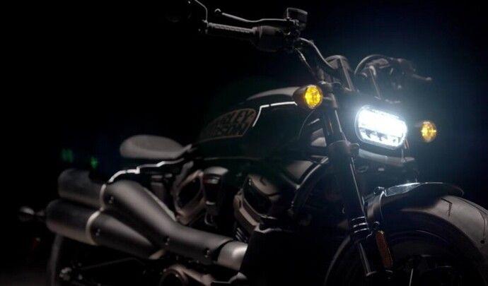 Harley-Davidson dévoile un peu plus son prochain custom 1250!