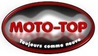 Moto-Top bichonne votre deux-roues en stationnement
