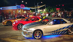 Une Dodge Neon SRT-4 devait être la star de Fast & Furious 2