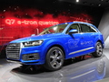 Audi Q7 : sumo amaigri - Vidéo en direct du salon de Genève 2015