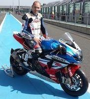 Anthony Delhalle absent des essais Pré-Bol