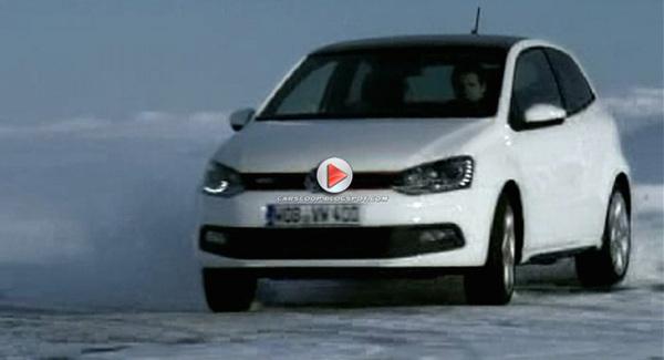 [Vidéo] La nouvelle Volkswagen Polo GTI s'amuse dans la neige
