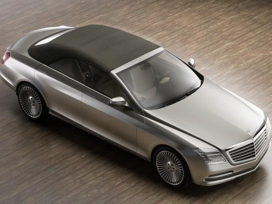 Mercedes Classe S cabriolet : elle est bien au programme
